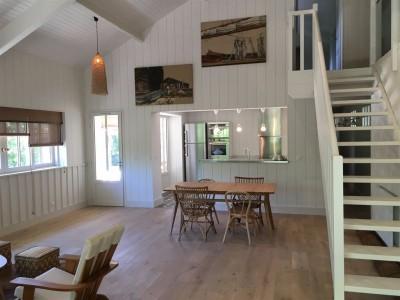 achat villa de standing dans 44 hectares Cap Ferret