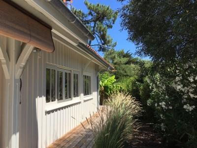 agences immobières villas secteur 44 hectares Cap ferret