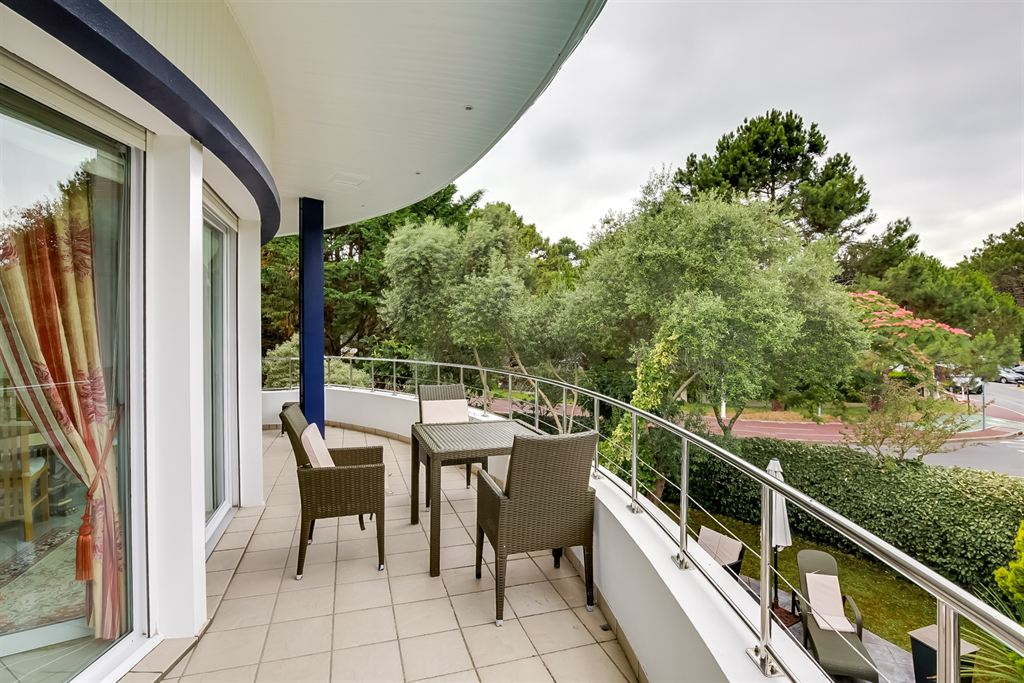 achat villa de standing vue Bassin Arcachon Pereire