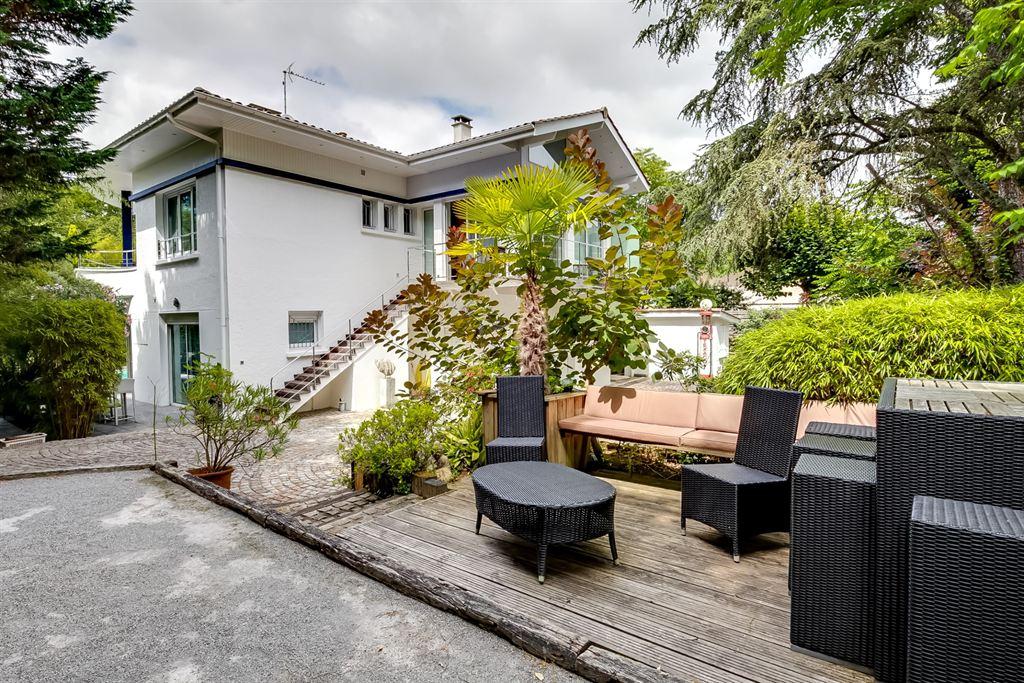 villa avec prestations haut de gamme à vendre Bassin Arcachon