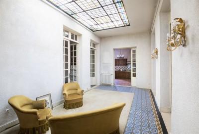 trouver appartement à acheter hyper centre de Bordeaux avec grands volumes