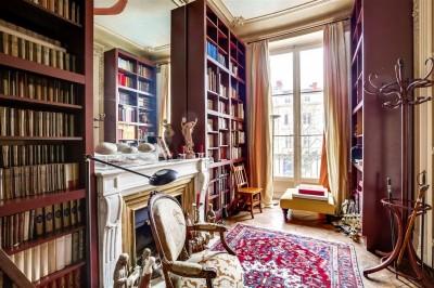 Vente Appartement T8 BORDEAUX QUINCONCES - CHARTRONS APPARTEMENT BOURGEOIS EN DUPLEX  DE 245 m² DANS UNE PETITE RESIDENCE AU CALME
