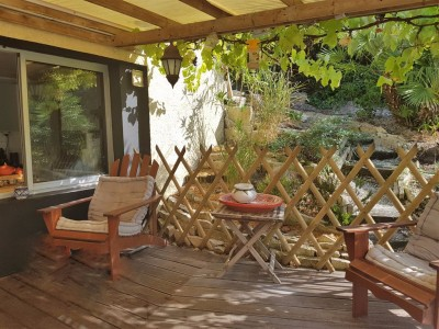 grande villa familiale pour 2 familles Bassin Arcachon