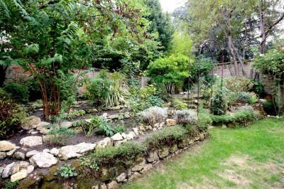 maison avec grand jardin sur bordeaux