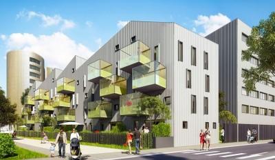 Vente programme neuf t5 f5 bordeaux bassin a flots for Acheter un appartement 0 bordeaux