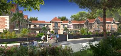 Vente Appartement T3 ARCACHON LE MOULLEAU DANS PROGRAMME NEUF