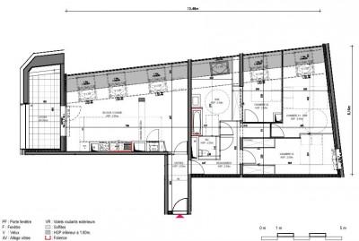 appartements à vendre dans programme neuf Bordeaux