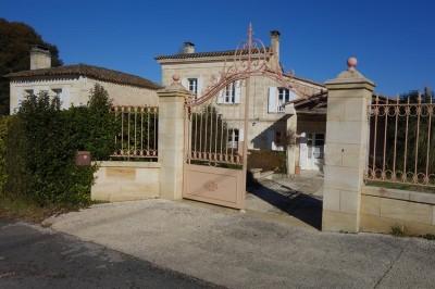 domaine viticole de standing à vendre à Fronsac