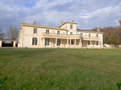 Acheter une demeure de maitre proche de Saint Emilion