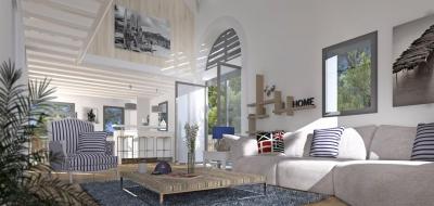 Appartement neuf a vendre arcachon le moulleau bord de mer