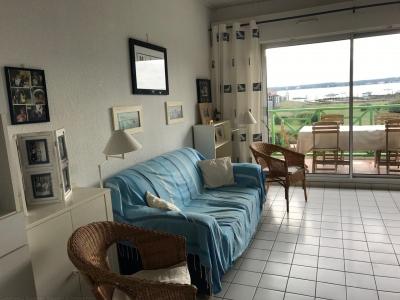 Vente appartement première ligne vue mer cap ferret