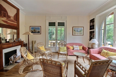 Location villa 6 chambres - 12 personnes - 50m de la plage ARCACHON LE MOULLEAU