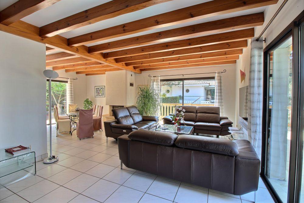 Location villa 6 chambres - 12 personnes - avec piscine au calme PYLA SUR MER DOMAINE DE LA FORET