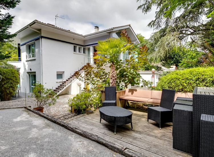 villa familiale de luxe bassin arcachon