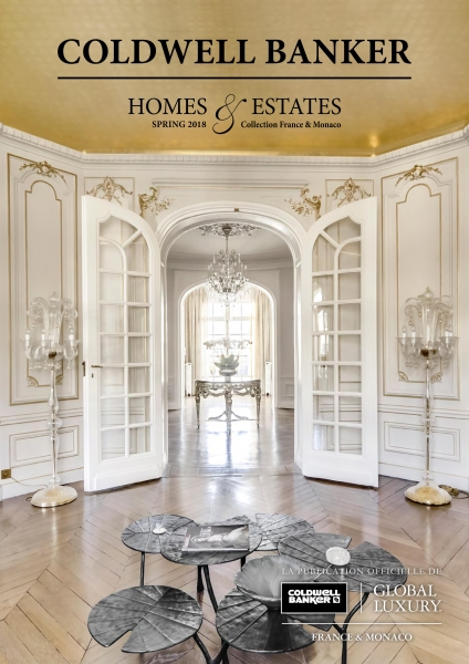 magazine Coldwell Banker Homes & Estates collection France & Monaco !