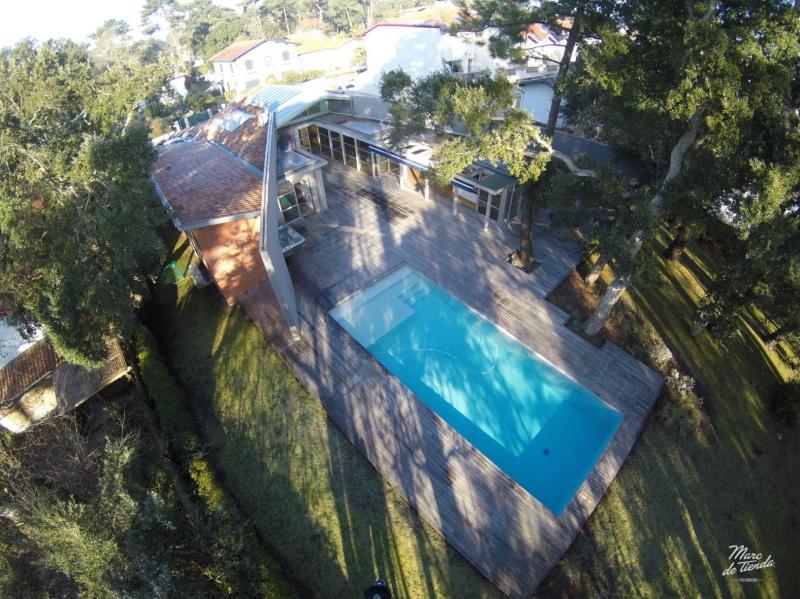 achat propriété de luxe plain pied avec piscine Hossegor