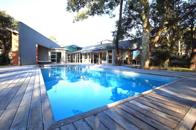 villa d'architecte de prestige à la vente côte landaise