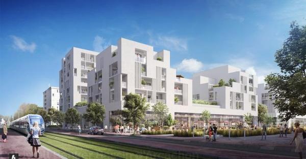 Programme immobilier de standing Le Bouscat