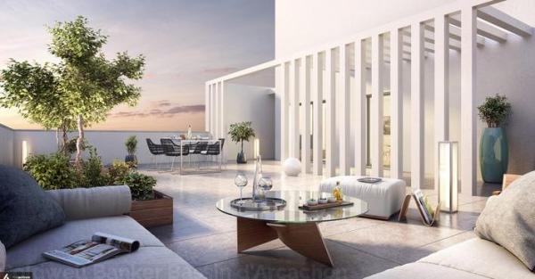 Vente appartement terrasse le bouscat