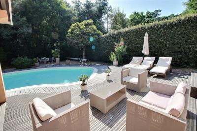 Achat maison familiale 5 chambres avec piscine pyla sur mer