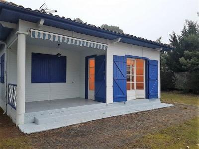 Maison en bois style cabane de pêcheurs a vendre lege cap ferret