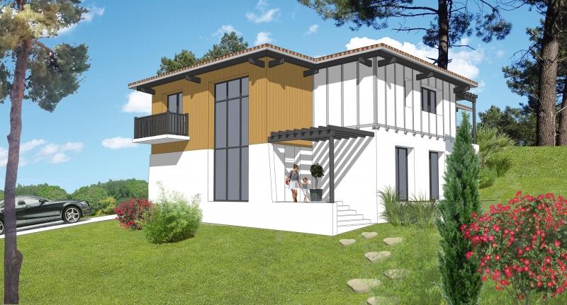 Projet maison neuve à vendre Pyla sur mer