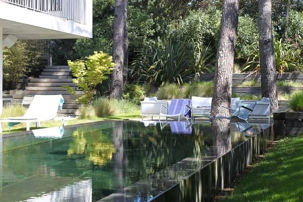 A louer villa d'architecte 10 personnes avec piscine Cap Ferret