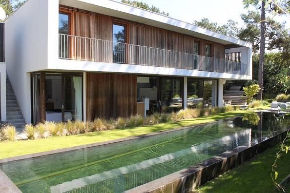 Location villa prestige 10 personnes Cap-Ferret
